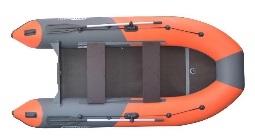 Лодка ПВХ Boatsman BT345SK +подарки!