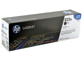 Лазерный картридж Hewlett Packard CB390A (HP 825A) Black