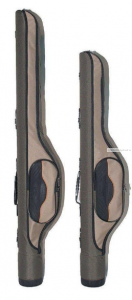 Жесткий чехол для снаряженных спиннингов Fisherman/ Артикул: Ф301 / длина 160 см /⌀ 11 см