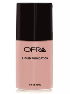 OFRA Liquid Foundation w/spatula Тональная основа Nude