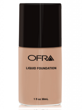 OFRA Liquid Foundation w/spatula Тональная основа Naked