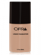 OFRA Liquid Foundation w/spatula Тональная основа Naked