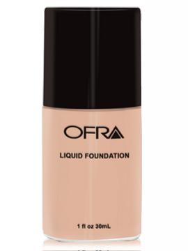 OFRA Liquid Foundation w/spatula Тональная основа Lite Beige