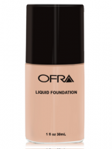 OFRA Liquid Foundation w/spatula Тональная основа Lite Beige