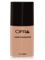OFRA Liquid Foundation w/spatula Тональная основа Bare