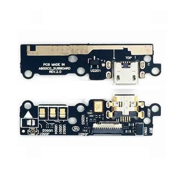 Нижняя плата с разъемом зарядки и микрофоном для для Asus Zenfone 6 (A600CG)