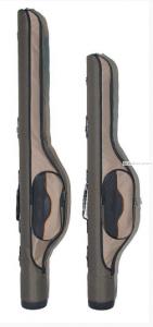 Жесткий чехол для снаряженных спиннингов Fisherman/ Артикул: Ф304 / длина 135см / ⌀ 11 см