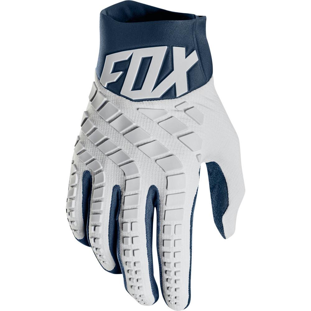 Fox - 2019 360 Grey перчатки, серые