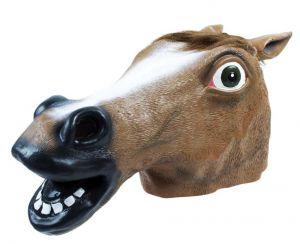 Маска Лошадь виниловая
