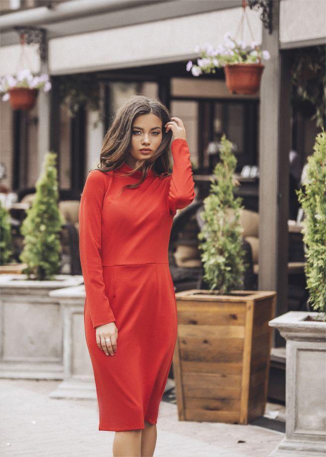 0960. Платье