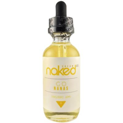 NAKED 100 Cream Go Nanas