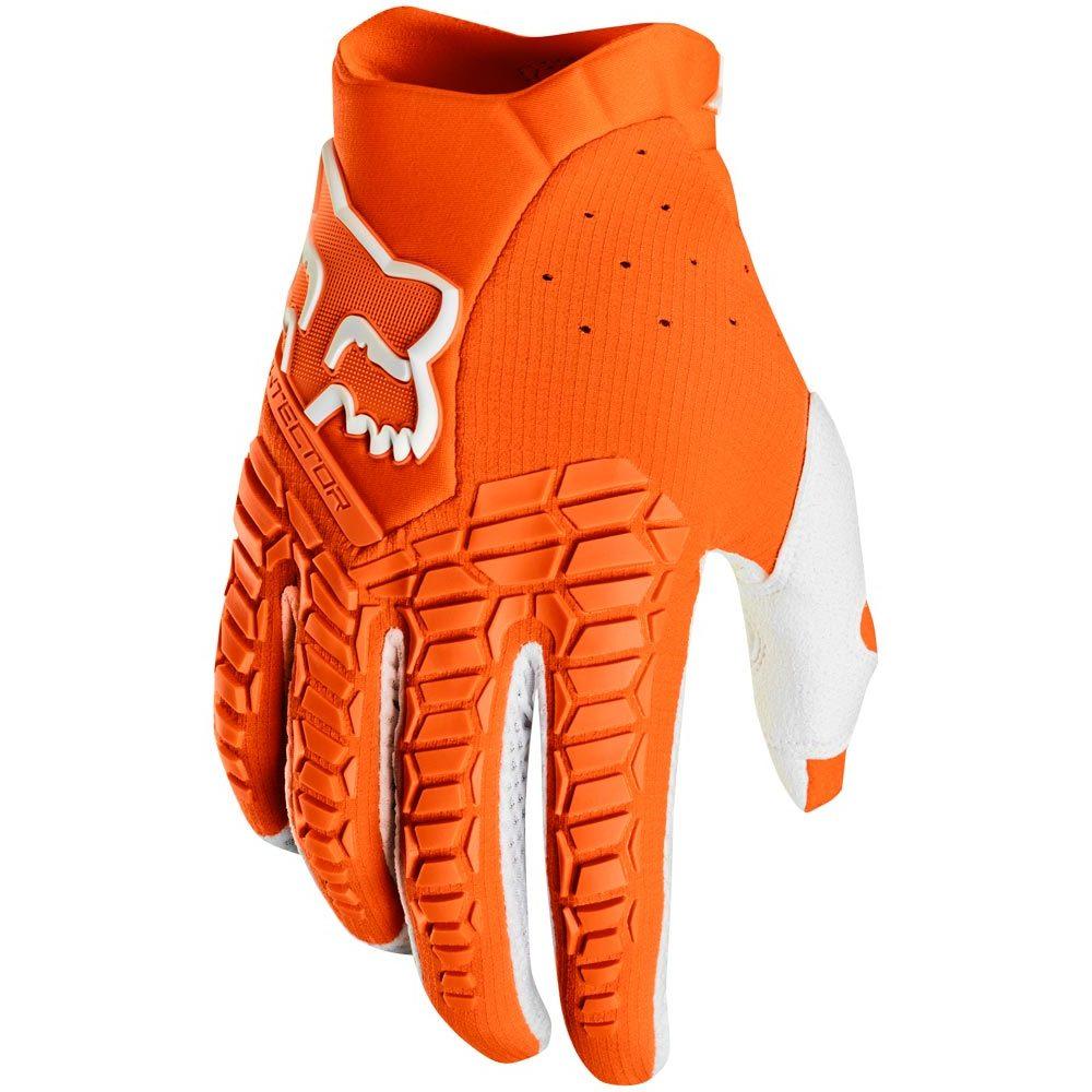 Fox - 2019 Pawtector Orange перчатки, оранжевые