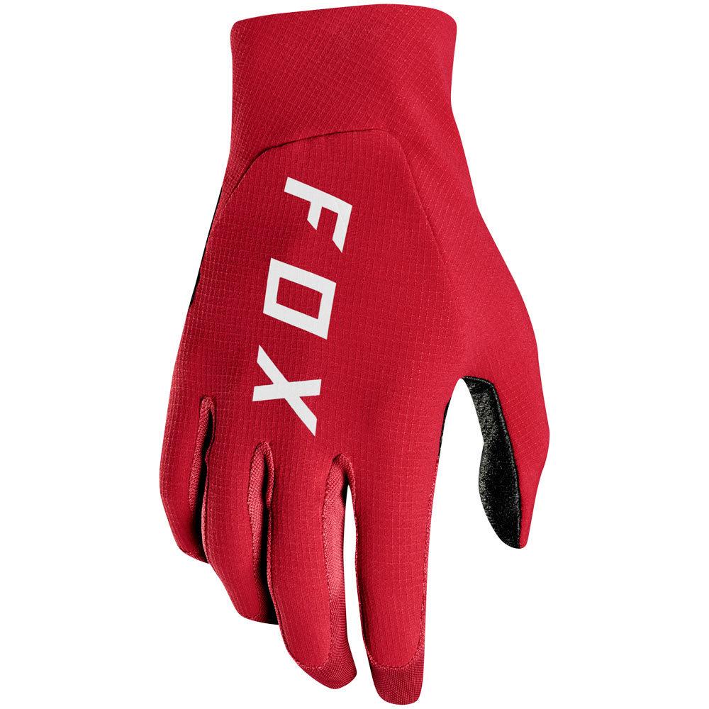 Fox - 2019 Flexair Flame Red перчатки, красные