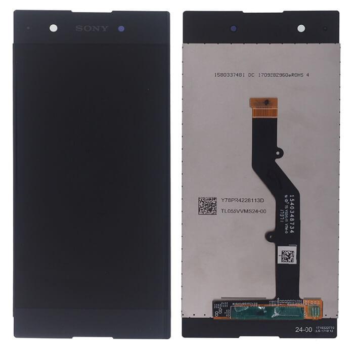 Дисплей в сборе с сенсорным стеклом для Sony Xperia XA1 Plus