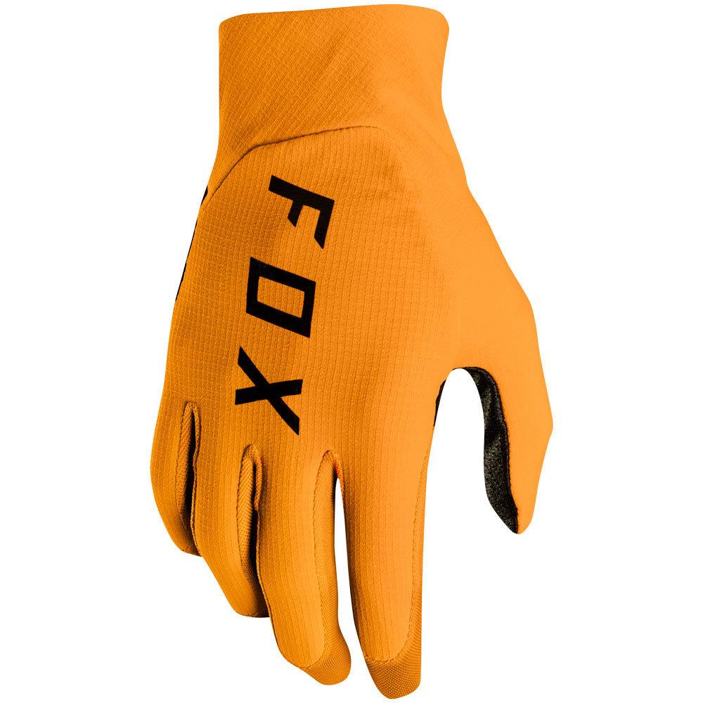 Fox - 2019 Flexair Orange Flame перчатки, оранжевые