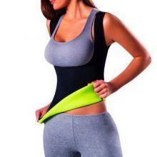 Майка Hot Shapers c открытой грудью, Размер: XL
