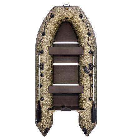 Надувная лодка Мастер лодок Ривьера Компакт 3400 СК