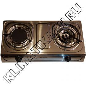 Газовая инфракрасная плита IRIDA-150 MIX KONTUR