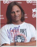 Автограф: Вигго Мортенсен