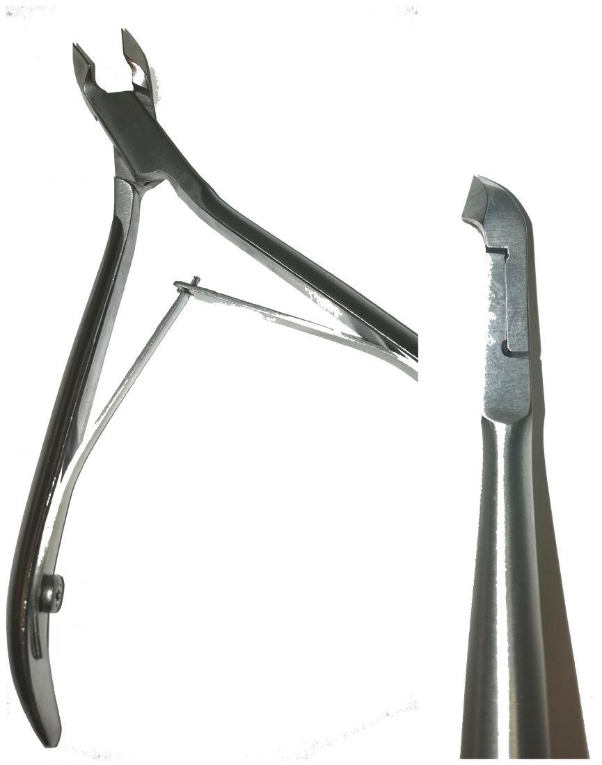 Кусачки 5мм (Стаплекс) Медицинская сталь