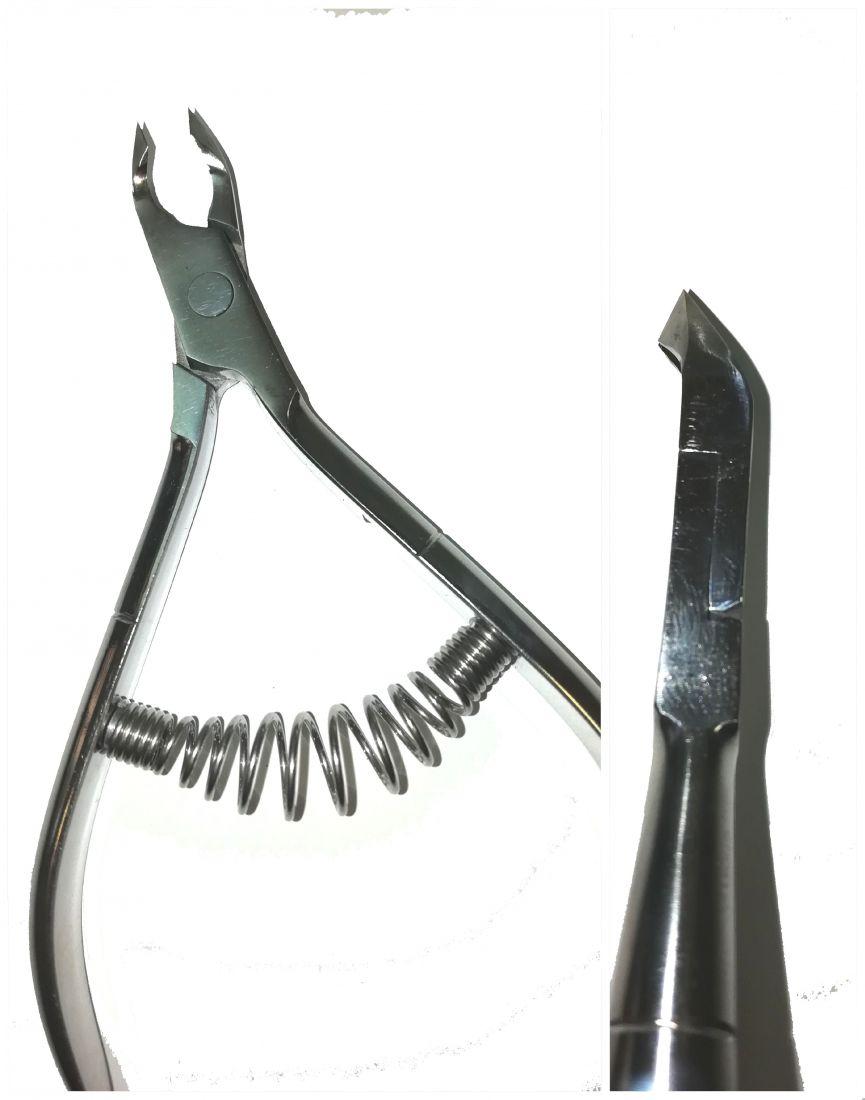 Кусачки 5мм (Стаплекс) с пружиной