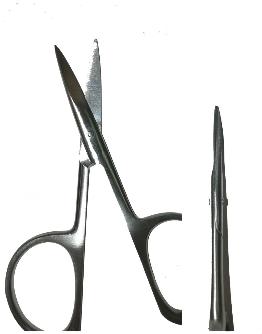 Ножницы маникюрные Стаплекс №1