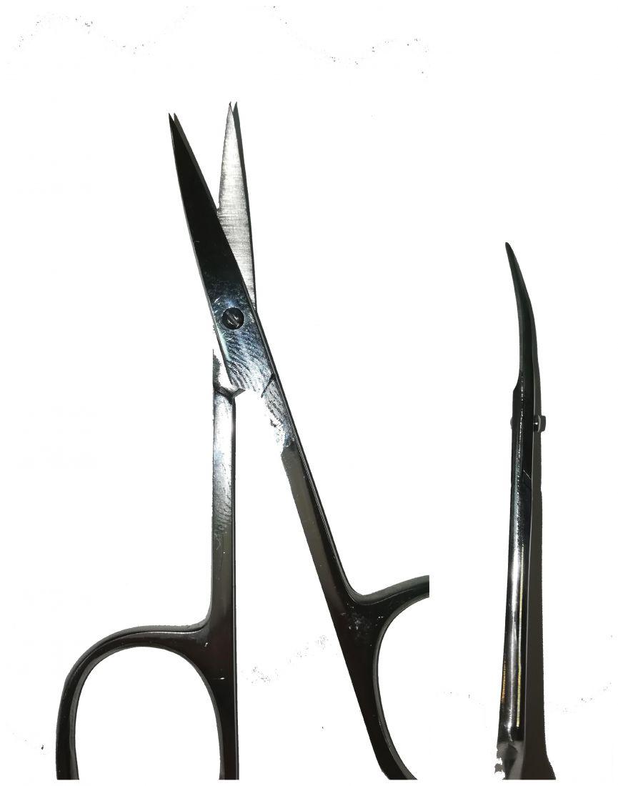 Ножницы маникюрные Стаплекс №2