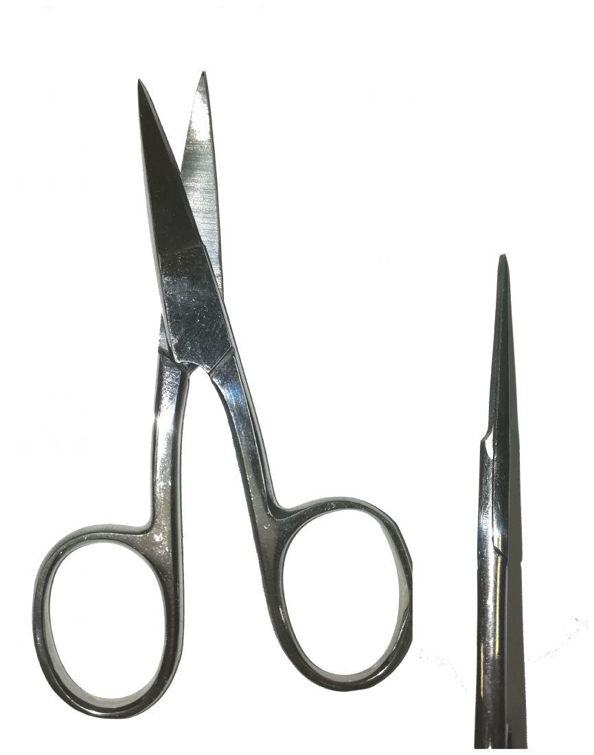 Ножницы маникюрные Стаплекс №3