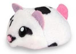 Купить Интерактивный хомячок 1 TOY Хома дома чёрно-белый недорого