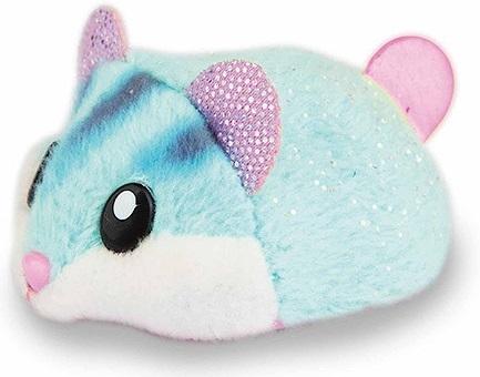 Купить Интерактивный хомячок 1 TOY Хома дома голубой недорого