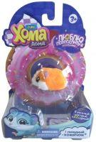 Купить Интерактивный хомячок 1 TOY Хома Дома оранжевый недорого