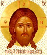 Спас Нерукотворный (копия старинной иконы)