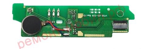 Нижняя плата для Sony Xperia M2 Dual ( D2302 ) с микрофоном