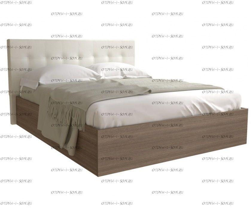 Кровать Баунти с мягким изголовьем BTS