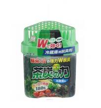 Поглотитель запахов для холодильника Kokubo Сила угля и зелёного чая, 180 г