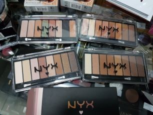 "Тени для век NX ""Eye Shadow 8 Ombres"" 24 g"