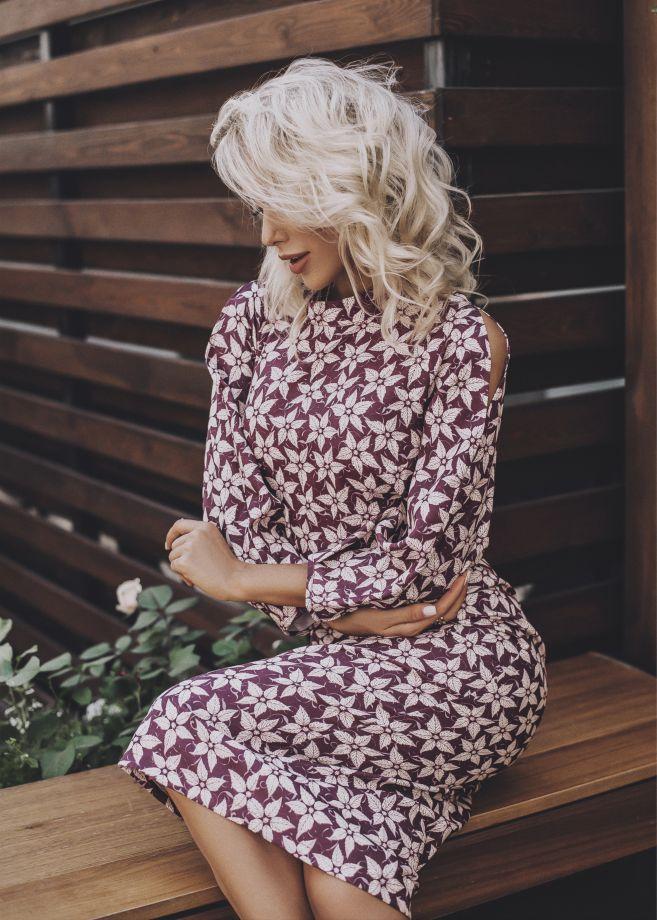 0666. Платье