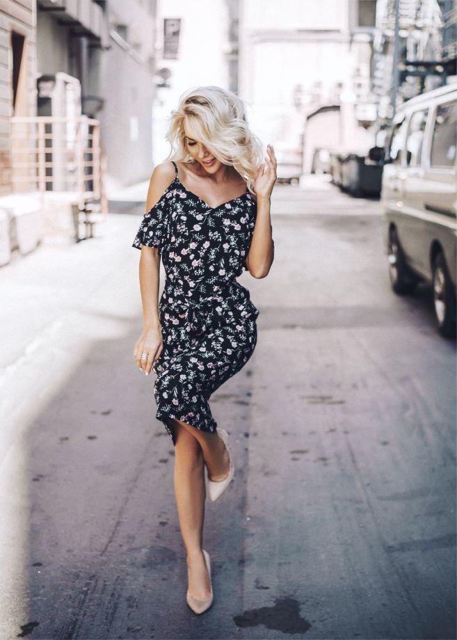 0669. Платье