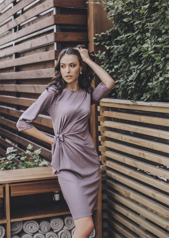 0864. Платье