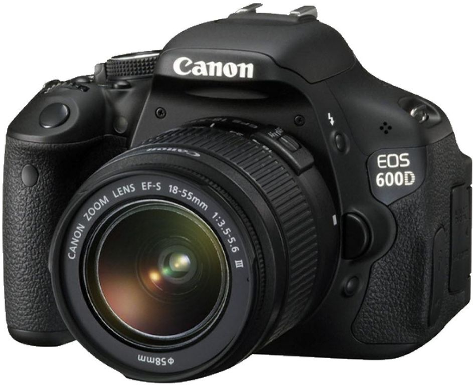 Canon EOS 600D Kit 18-55 mm kit