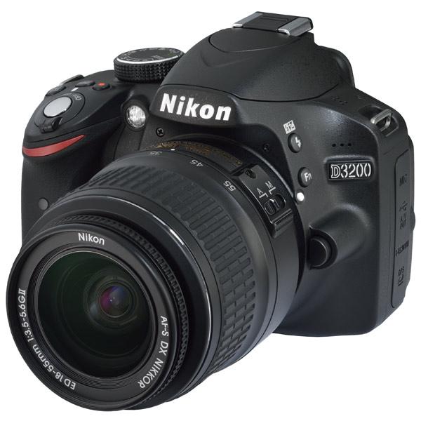 Nikon D3200 KIT 18-55 DX