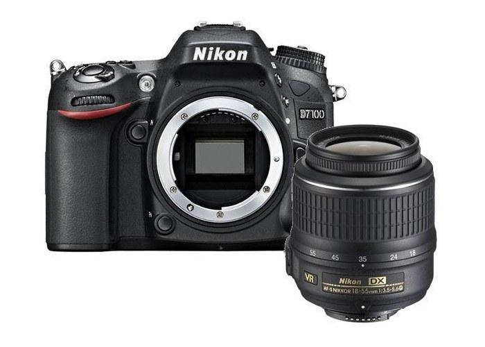 Nikon D7100 Kit 18-55 VR