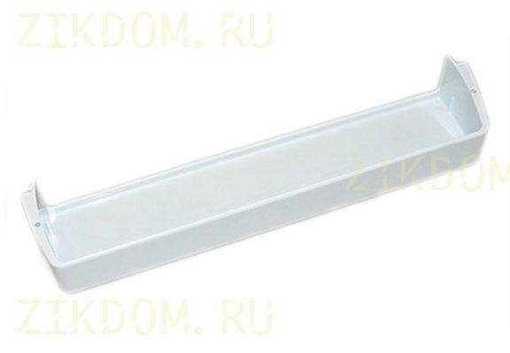Полка-балкон холодильника Атлант Минск нижний большой белый 301543105800