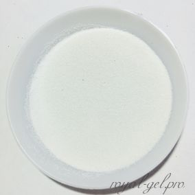 "Шиммер 1/256""(0.1mm)004 B1200(Pure White)"