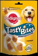 Pedigree Tasty Bites Ароматные кусочки с курицей (130 г)