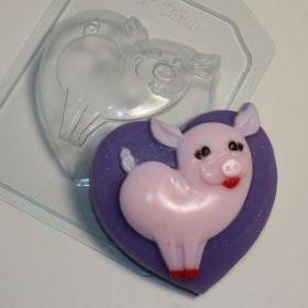 форма пластиковая Свинтушка