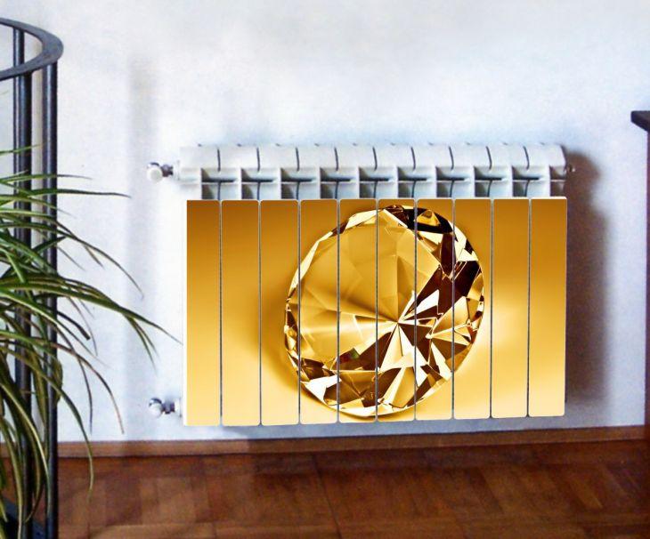 """Фотодекор для радиатора отопления """"Д0001"""""""