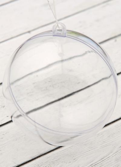 "Форма пластиковая ""Шар"", диаметр 7 см"