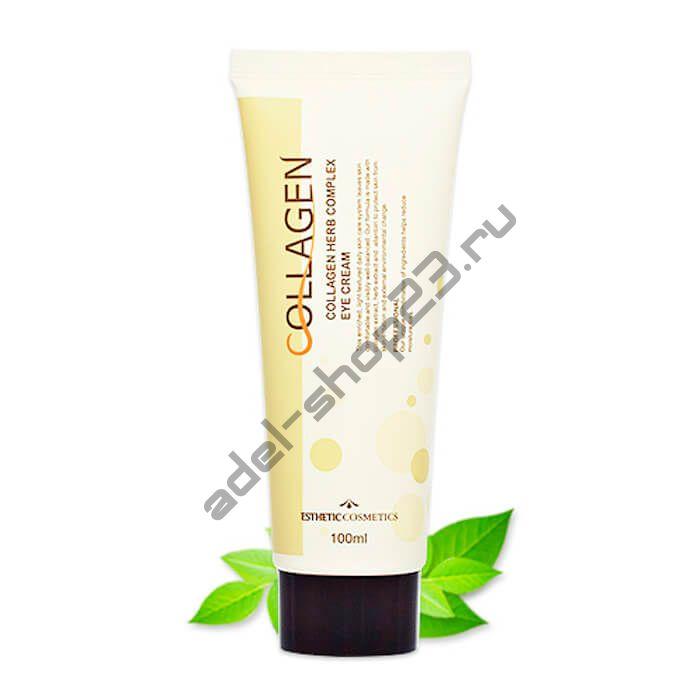 ESTHETIC HOUSE - Крем для кожи вокруг глаз с коллагеном и растительным комплексом Collagen Herb Complex Eye Cream