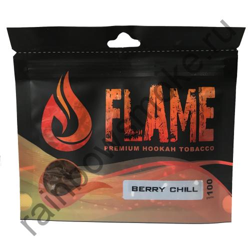 Flame 100 гр - Berry Chill (Ягодный холодок)